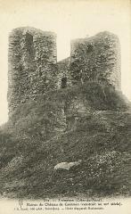 Donjon de Coatmen -
