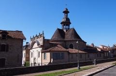 Chapelle des Pénitents Noirs - Français:   Villefranche-de-Rouergue (Occitanie, France). La chapelle des Pénitents noirs.