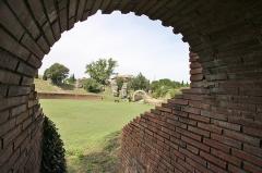Amphithéâtre gallo-romain de Blagnac - Français:   Ancien amphithéâtre romain de Toulouse