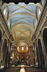 Eglise Notre-Dame-de-la-Daurade - Français:   Intérieur de la basilique de la Daurade après restauration, Toulouse.