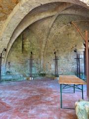 Ancienne abbaye Saint-Pierre - Français:   Abbaye Saint-Pierre de Marcilhac-sur-Célé