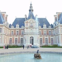 Château de Baronville - Français:   Château néo Louis XIII, construit au XIX e siècle