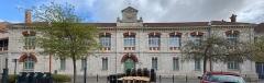 Ancien couvent des Cordeliers, actuellement lycée Marceau - Français:   Ancien lycée Marceau, Chartres.