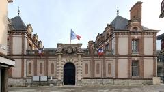 Hôtel Montescot - Français:   Hôtel Montescot, Chartres.