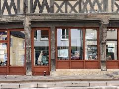 Maison du Saumon - Français:   Maison du Saumon, Chartres.
