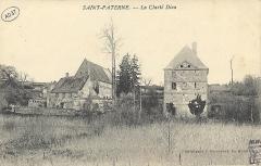 Ancienne abbaye cistercienne Notre-Dame de la Clarté-Dieu - Français:   Saint-Paterne-Racan - abbaye de la Clarté-Dieu