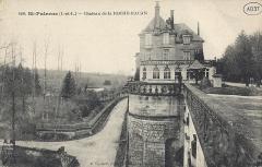 Château de la Roche Racan - Français:   Saint-Paterne - Château de la Roche-Racan