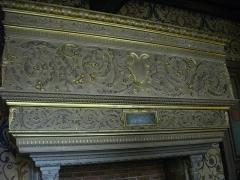 Hôtel Groslot, actuellement Hôtel de ville - Français:   Hôtel Groslot, à Orléans (Loiret, France): salle des mariages