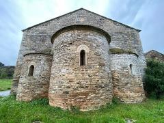 Eglise Saint-Pancrace - Corsu:   A pieve di Casinca, situata nant'à a cumuna di U Castellà, chjesa di Corsica dedicata à San Pancraziu, chjamata dinù San Brancà