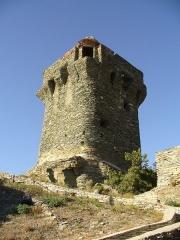 Tour de Nonza ou de Torra -  Cap Corse - Nonza--genovese square tower
