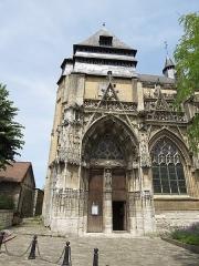 Eglise Notre-Dame-des-Arts - Français:   Église Notre-Dame-des-Arts.