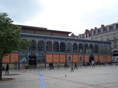 Halles centrales -  halles