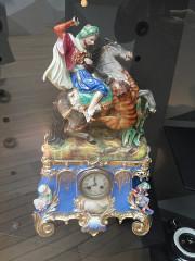 Musée national Adrien Dubouché et Ecole des Arts Décoratifs -  limoges_dubouche_museum_arab_cavalier_clock