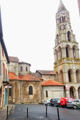 Église collégiale Saint-Léonard -  Saint-Léonard-de-Noblat