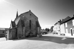 Eglise Saint-Pardoux -  Eglise de Saint-Pardoux, Haute-Vienne, France