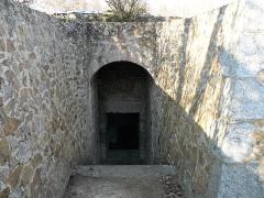 Hypogée gallo-romain - Français:   Hypogée gallo-romain de Louin (Deux-Sèvres)