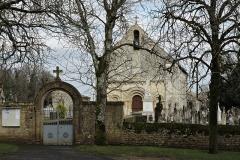 Eglise Saint-Génard - Français:   Église Saint-Génard