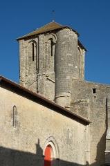 Eglise Saint-Junien de Vaussais - Français:   Église Saint-Junien de Vaussais