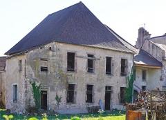 Maison ou Hôtel Bretons-d'Amblans - Français:   L\'hôtel Bretons-d\'Amblans à Luxeuil-les-Bains.