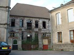 Maison ou Hôtel Bretons-d'Amblans -