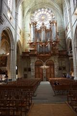 Ancienne cathédrale Saint-Nazaire et cloître Saint-Nazaire - Français:   Béziers (Hérault, France), cathédrale Saint Nazaire.