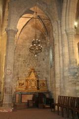 Eglise Saint-Paul - Français:   Frontignan (Hérault) - Église Saint-Paul - absidiole de droite.