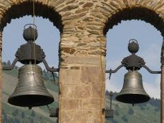 Eglise Saint-Fructueux - Français:   Eglise de Llo (vue de l'ouest) Pyrénées-Orientales, France