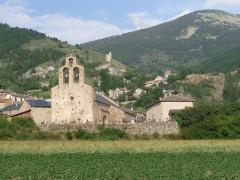 Eglise Saint-Fructueux - Français:   Llo, Pyrénées-Orientales, France