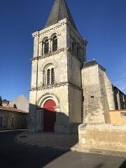 Ancien prieuré Saint-André - Français:   Prieuré Saint-André de Mirebeau
