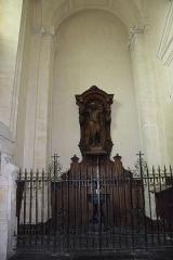 Eglise Saint-Géry - This building is classé au titre des monuments historiques de la France. It is indexed in the base Mérimée, a database of architectural heritage maintained by the French Ministry of Culture,under the reference PA00107402 .
