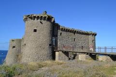 Château - Français:   Le Vieux Château - L'île d'Yeu