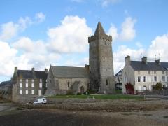 Eglise Notre-Dame -  PortBail-Нормандия