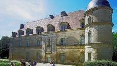 Château - Français:   Château de Jours-lès-Baigneux (façade sud-est)