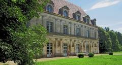 Château - Français:   Château de Jours-lès-Baigneux (façade nord-ouest)