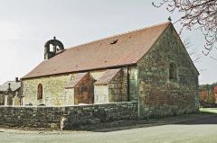 Chapelle dite du Presbytère - English:   Chapelle Sainte-Marguerite à Vaugimois