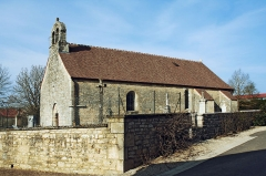 Chapelle dite du Presbytère - Français:   Chapelle Sainte-Marguerite à Vaugimois