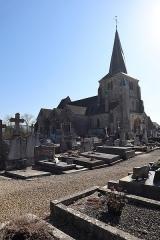Eglise Saint-Germain d'Auxerre - Français:   Extérieur de l'église Saint-Germain de Vitteaux (21). Flanc nord et tour-clocher.