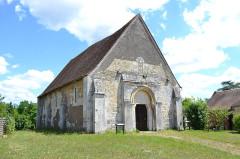 Eglise Saint-Martin-du-Pré - Français:   Eglise Saint-Martin-du-Pré, Donzy (Nièvre).