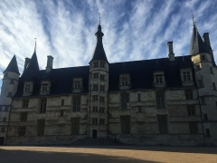 Palais Ducal - This building is indexed in the base Mérimée, a database of architectural heritage maintained by the French Ministry of Culture,under the reference PA00112964 .