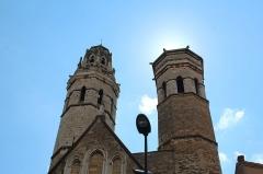 Cathédrale Saint-Vincent - Français:   Cathédrale Vieux Saint-Vincent de Mâcon.