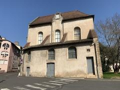 Couvent des Ursulines - Français:   Chapelle du couvent des Ursulines, Mâcon.