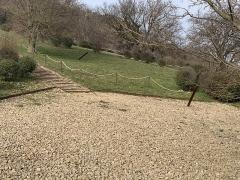 Gisement préhistorique - Français:   Gisement préhistorique de Solutré, Solutré-Pouilly.
