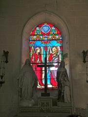 Eglise - Français:   Église Saint-Étienne Bouconvillers