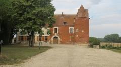 Château - Français:   Château dit