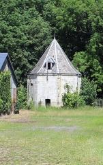 Ancienne abbaye du Mont-Saint-Martin - Français:   Tour de l'abbaye du Mont-Saint-martin