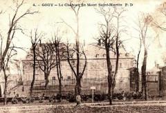 Ancienne abbaye du Mont-Saint-Martin - Français:   Carte postale