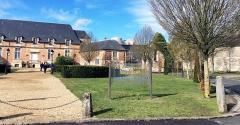 Ancienne abbaye de Saint-Martin - English:   Centre Hospitalier de Laon, 2019