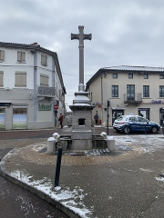 Calvaire-fontaine - French Wikimedian, software engineer, science writer, sportswriter, correspondent and radio personality