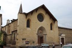 Eglise -  Église des Augustins à Crémieu