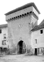 Porte de Ville dite Porte Neuve ou Porte François Ier -